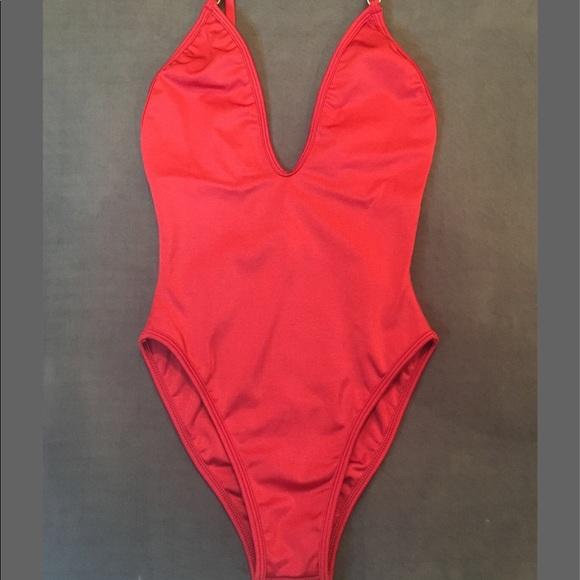b522cc024604 Gooseberry Intimates Swim | Gooseberry So Chic One Piece Bahamas Nwt ...